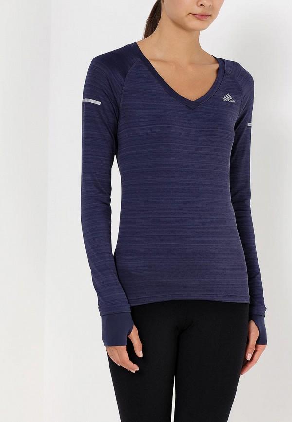 Спортивная футболка Adidas Performance (Адидас Перфоманс) AA8150: изображение 2