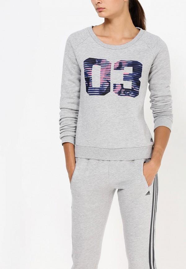 Спортивный костюм Adidas Performance (Адидас Перфоманс) AB3936: изображение 2