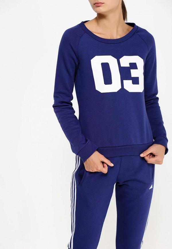 Спортивный костюм Adidas Performance (Адидас Перфоманс) AB3937: изображение 2