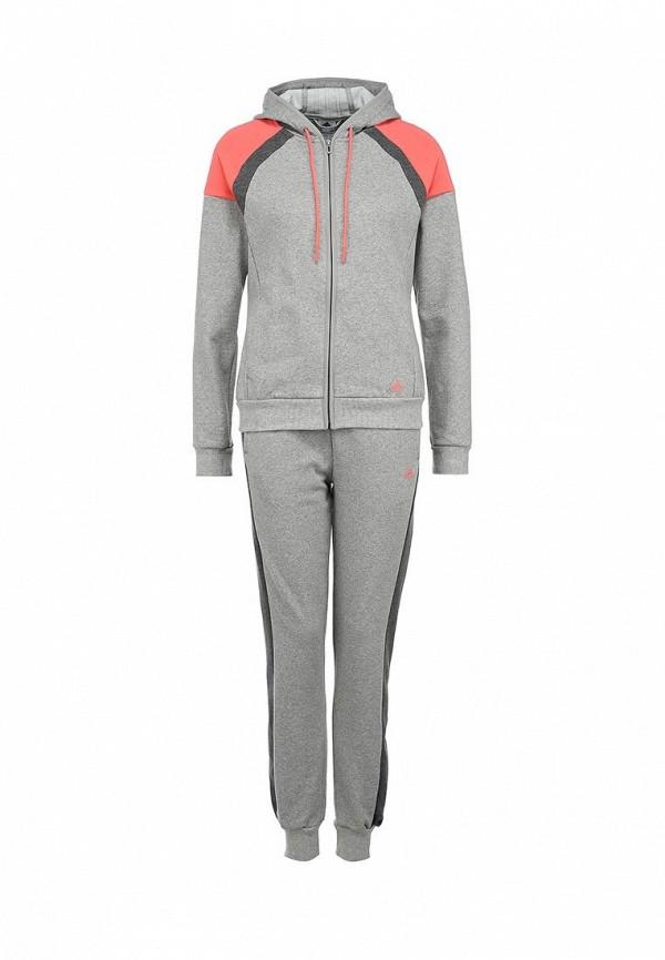Спортивный костюм Adidas Performance (Адидас Перфоманс) AB3979: изображение 1