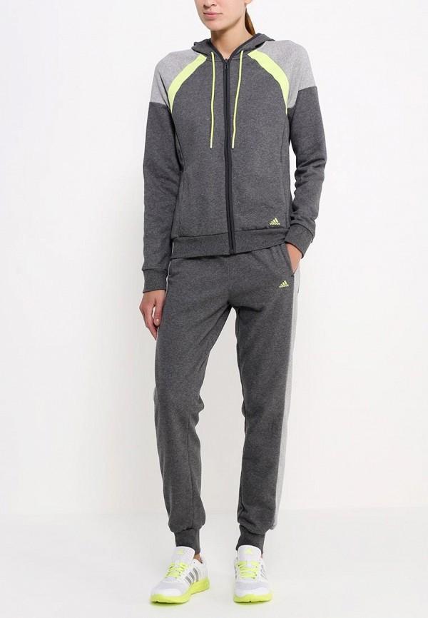Спортивный костюм Adidas Performance (Адидас Перфоманс) AB3981: изображение 3