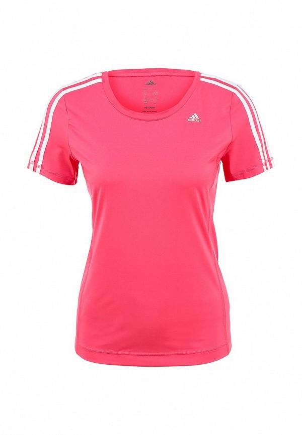 Спортивная футболка Adidas Performance (Адидас Перфоманс) AB5005: изображение 1
