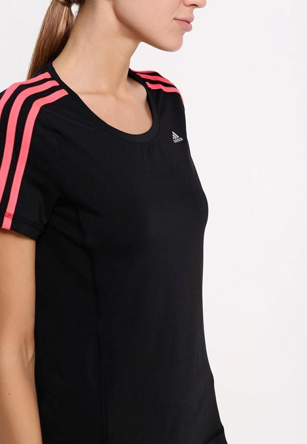Спортивная футболка Adidas Performance (Адидас Перфоманс) AB5006: изображение 2