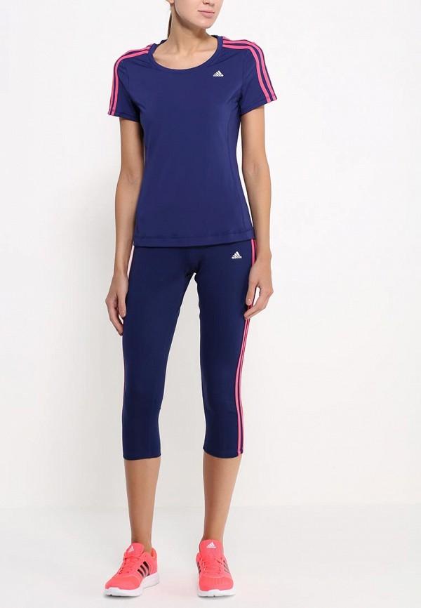 Женские спортивные брюки Adidas Performance (Адидас Перфоманс) AB5014: изображение 3