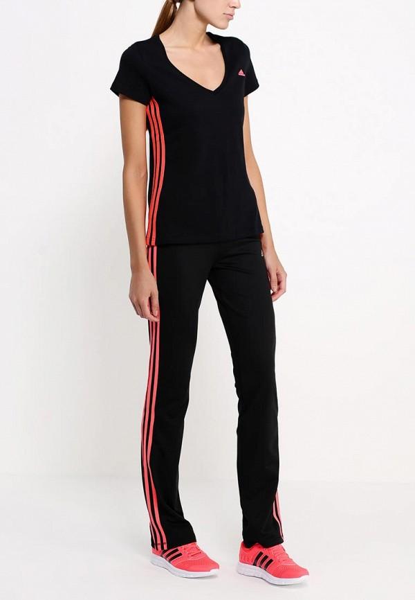 Женские спортивные брюки Adidas Performance (Адидас Перфоманс) AB5019: изображение 3