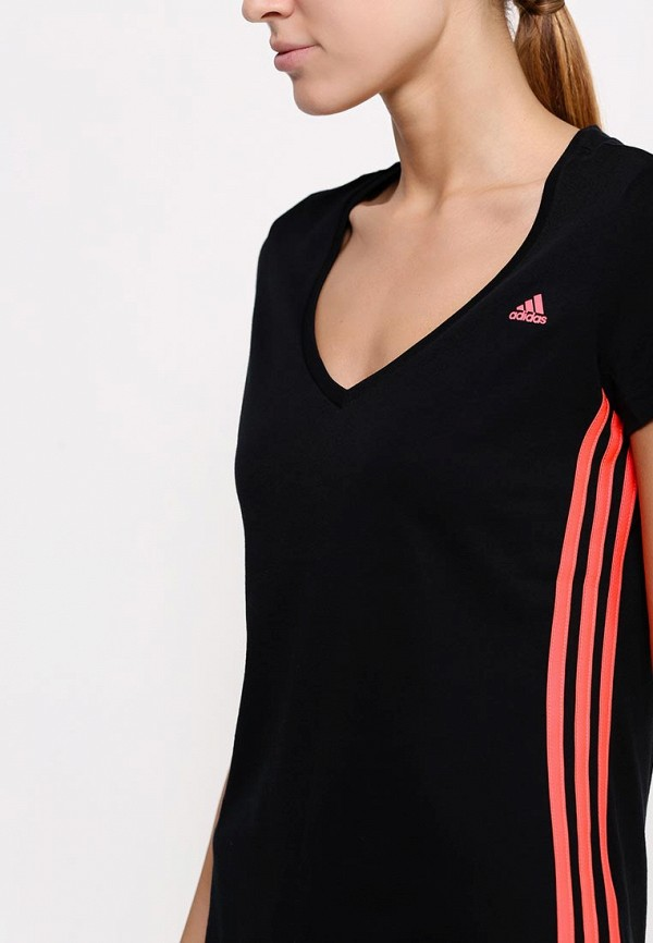 Спортивная футболка Adidas Performance (Адидас Перфоманс) AB5891: изображение 2