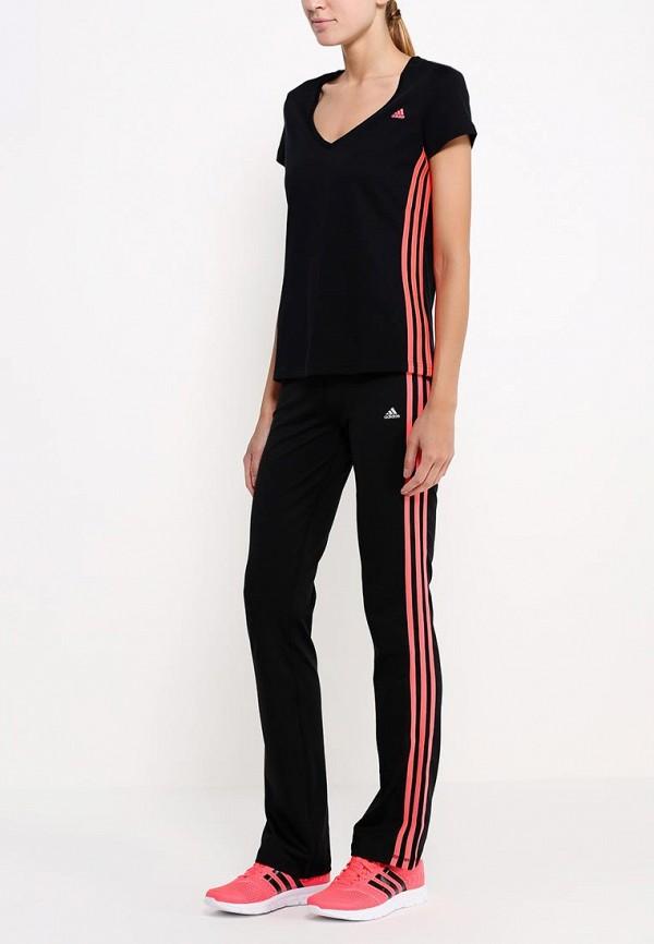 Спортивная футболка Adidas Performance (Адидас Перфоманс) AB5891: изображение 3