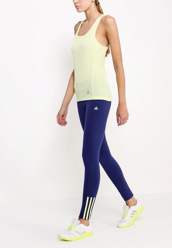 Женские спортивные брюки Adidas Performance (Адидас Перфоманс) AB5892: изображение 3