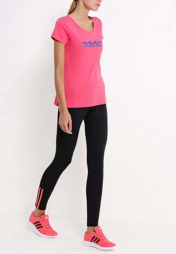 Женские спортивные брюки Adidas Performance (Адидас Перфоманс) AB5893: изображение 3