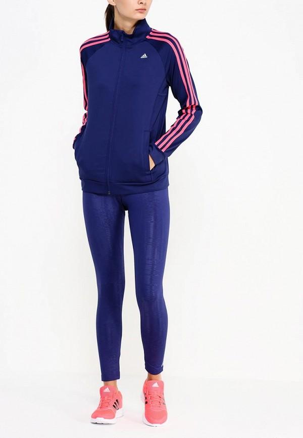 Женские спортивные брюки Adidas Performance (Адидас Перфоманс) AB7113: изображение 3
