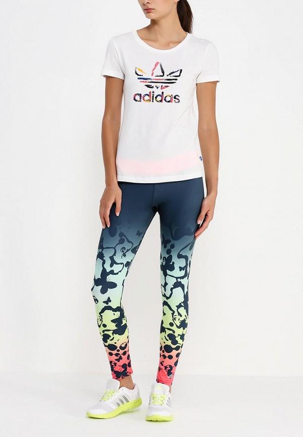 Женские спортивные брюки Adidas Performance (Адидас Перфоманс) AB7118: изображение 3