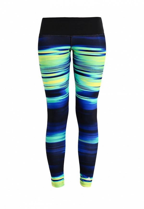 Женские спортивные брюки Adidas Performance (Адидас Перфоманс) AB7129: изображение 1