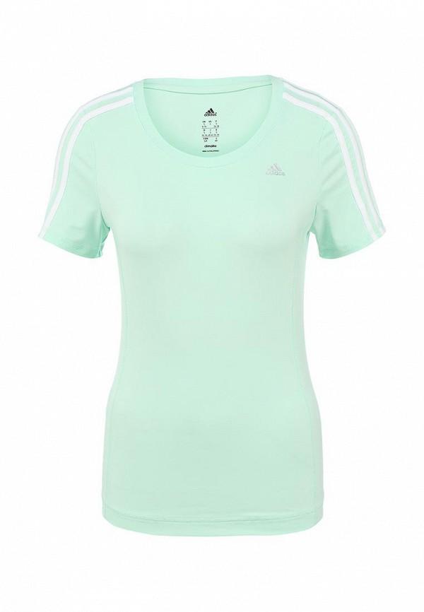 Спортивная футболка Adidas Performance (Адидас Перфоманс) AC3264: изображение 1
