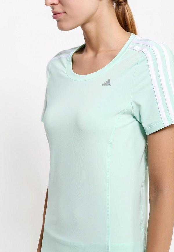 Спортивная футболка Adidas Performance (Адидас Перфоманс) AC3264: изображение 2