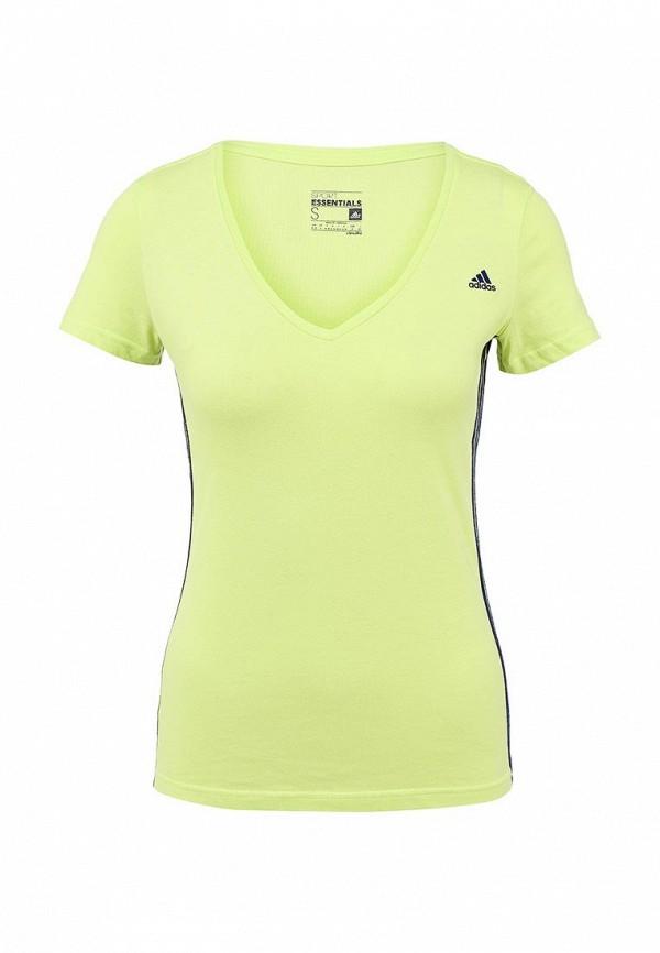 Спортивная футболка Adidas Performance (Адидас Перфоманс) AC3282: изображение 1