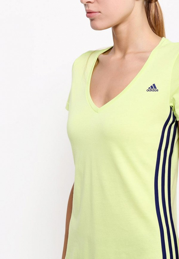 Спортивная футболка Adidas Performance (Адидас Перфоманс) AC3282: изображение 2