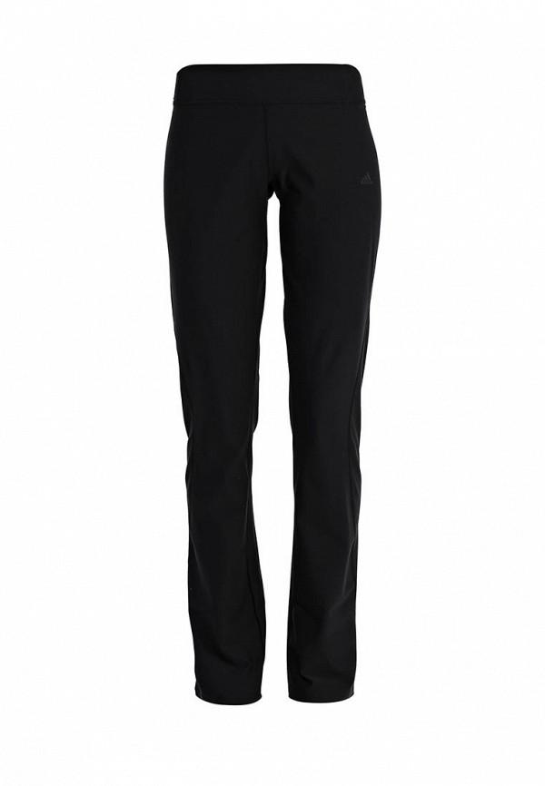 Женские спортивные брюки Adidas Performance (Адидас Перфоманс) D89535: изображение 1