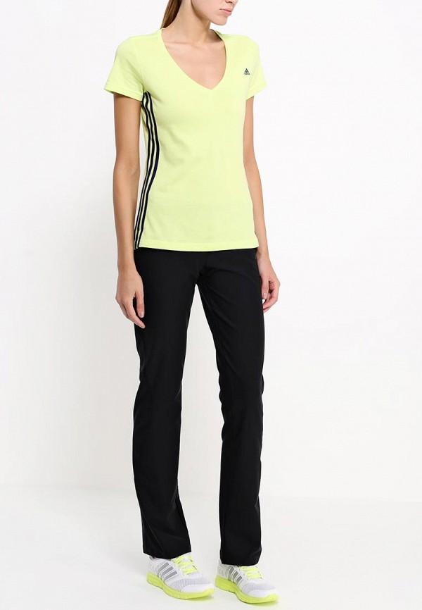 Женские спортивные брюки Adidas Performance (Адидас Перфоманс) D89535: изображение 3