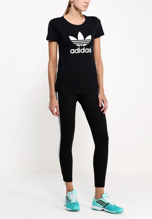 Женские спортивные брюки Adidas Performance (Адидас Перфоманс) M65805: изображение 3