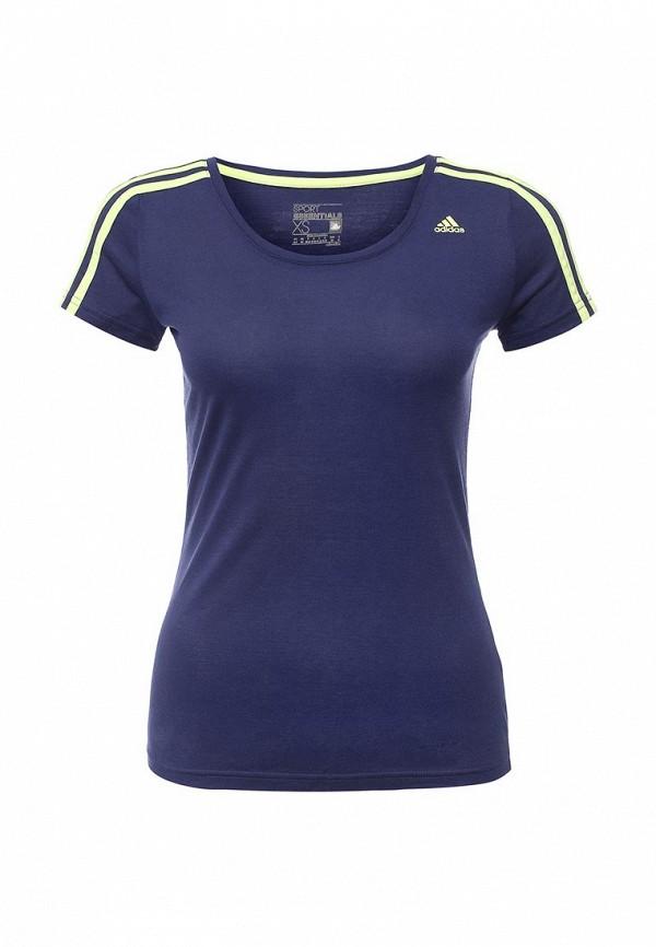 Спортивная футболка Adidas Performance (Адидас Перфоманс) AB5939: изображение 1