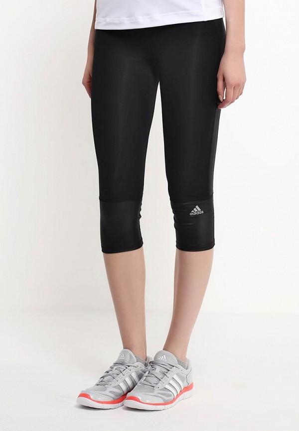 Женские спортивные брюки Adidas Performance (Адидас Перфоманс) AA5557: изображение 4