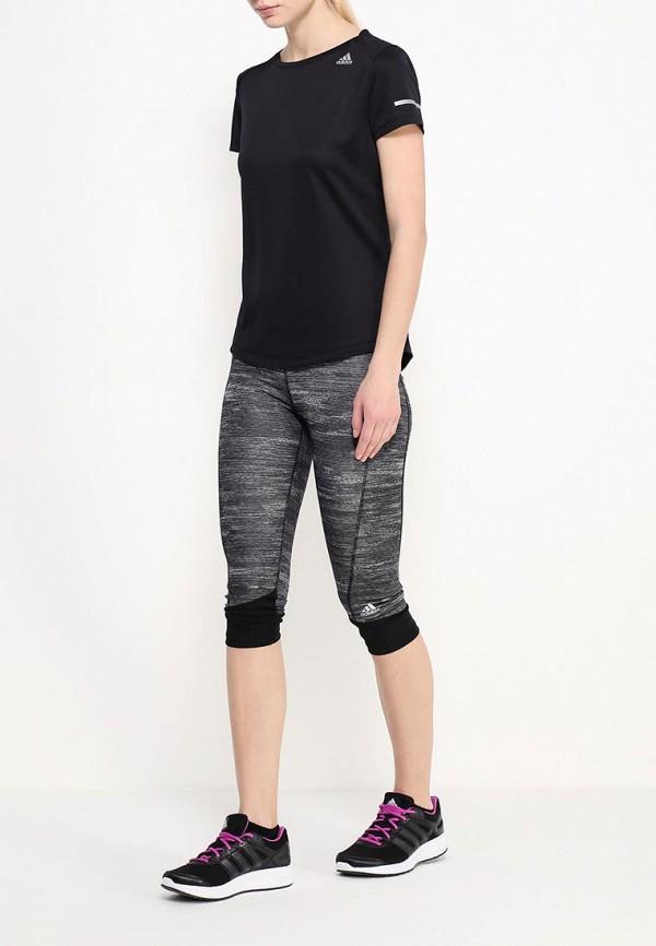 Женские спортивные брюки Adidas Performance (Адидас Перфоманс) AI2953: изображение 2
