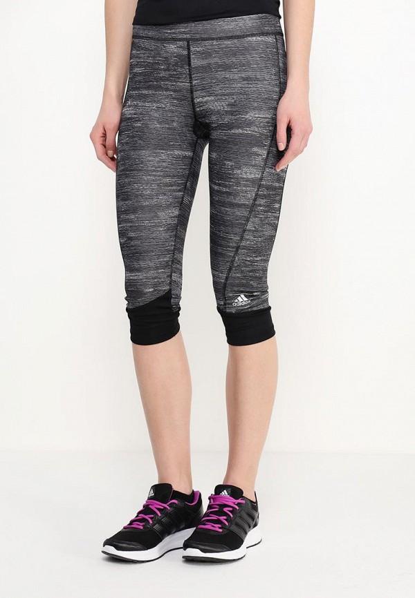 Женские спортивные брюки Adidas Performance (Адидас Перфоманс) AI2953: изображение 3