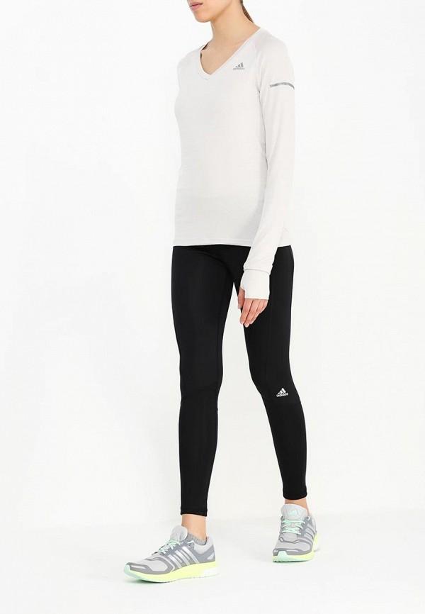 Женские спортивные брюки Adidas Performance (Адидас Перфоманс) AI2963: изображение 2