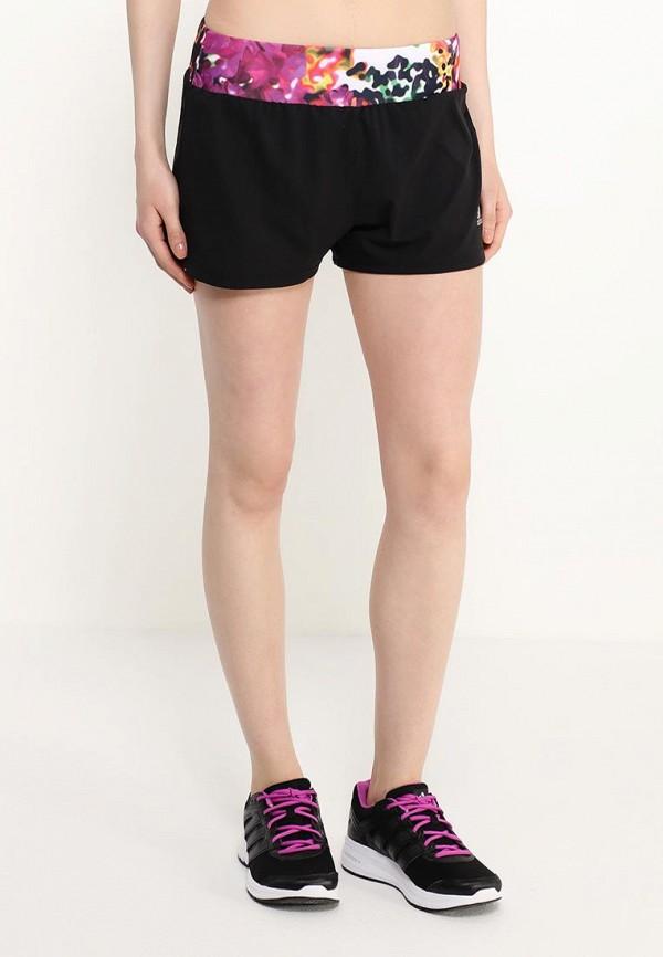 Женские спортивные шорты Adidas Performance (Адидас Перфоманс) AI3212: изображение 3