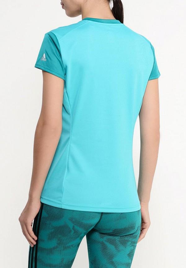 Спортивная футболка Adidas Performance (Адидас Перфоманс) AI3307: изображение 4