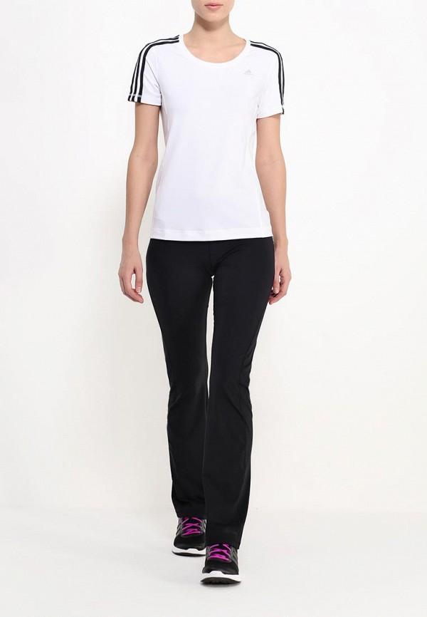Женские спортивные брюки Adidas Performance (Адидас Перфоманс) AI3745: изображение 2