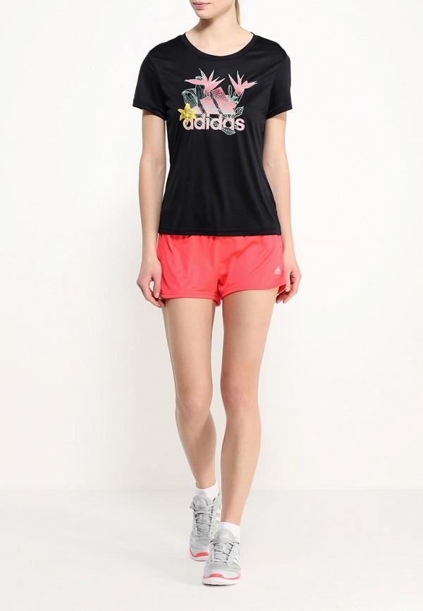 Спортивная футболка Adidas Performance (Адидас Перфоманс) AI6122: изображение 4