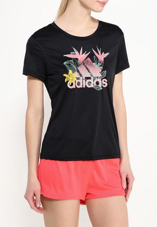 Спортивная футболка Adidas Performance (Адидас Перфоманс) AI6122: изображение 6