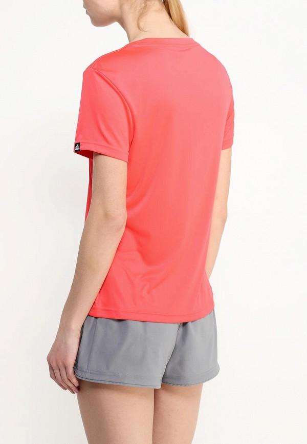 Спортивная футболка Adidas Performance (Адидас Перфоманс) AI6123: изображение 4