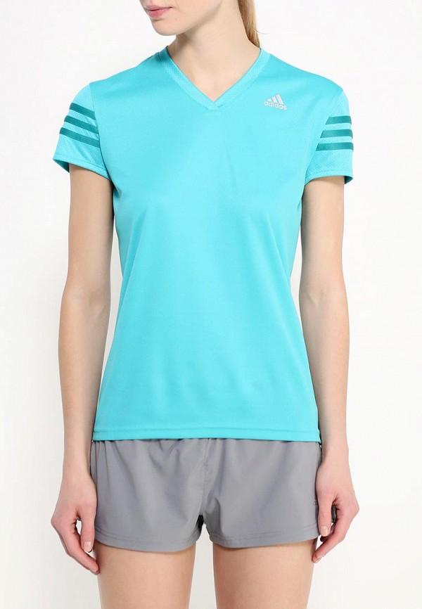 Спортивная футболка Adidas Performance (Адидас Перфоманс) AI8271: изображение 5