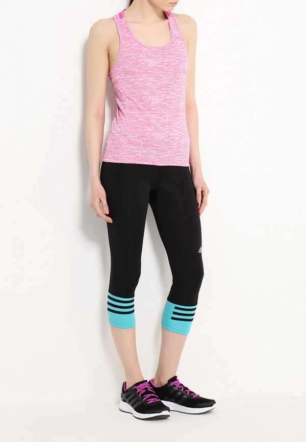 Женские спортивные брюки Adidas Performance (Адидас Перфоманс) AI8290: изображение 2