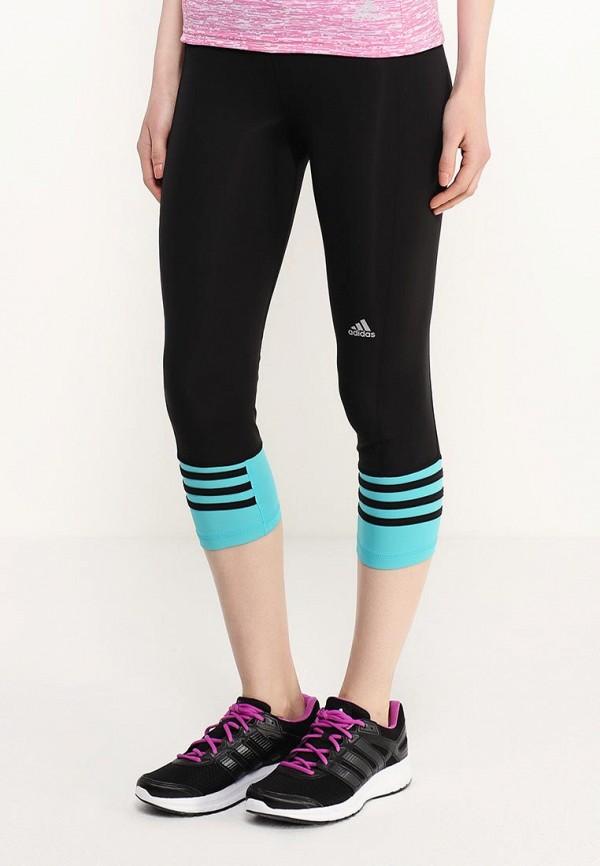Женские спортивные брюки Adidas Performance (Адидас Перфоманс) AI8290: изображение 3
