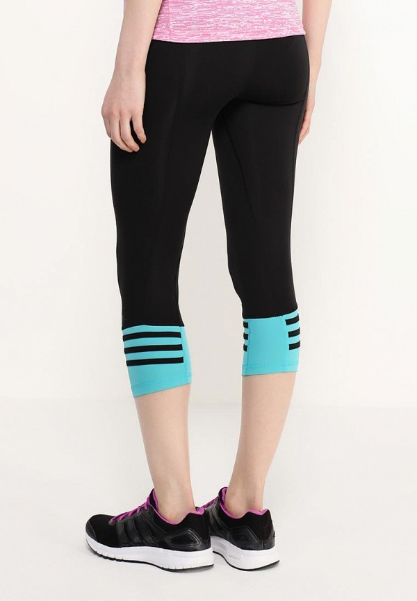 Женские спортивные брюки Adidas Performance (Адидас Перфоманс) AI8290: изображение 4