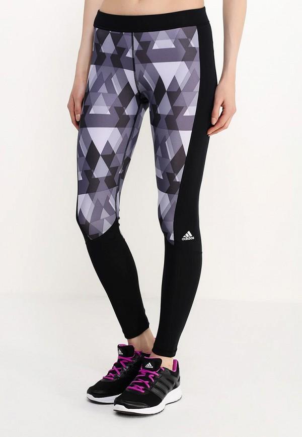 Женские спортивные брюки Adidas Performance (Адидас Перфоманс) AJ0535: изображение 3