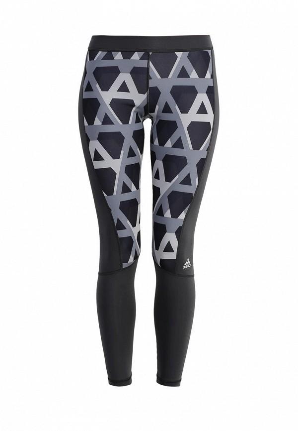 Женские спортивные брюки Adidas Performance (Адидас Перфоманс) AJ2300: изображение 1