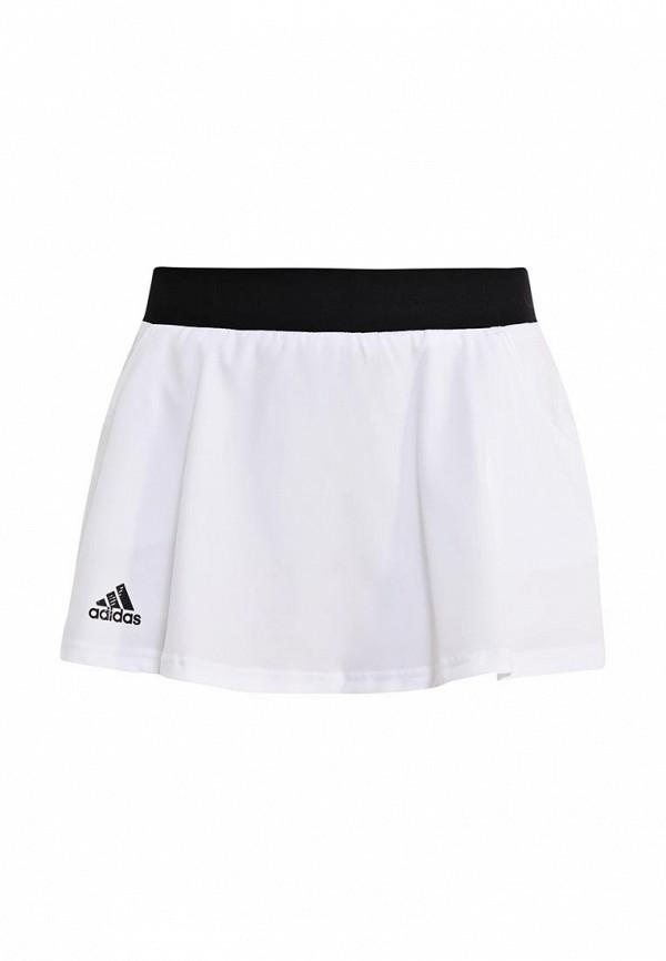 Мини-юбка Adidas Performance (Адидас Перфоманс) AJ3223: изображение 1