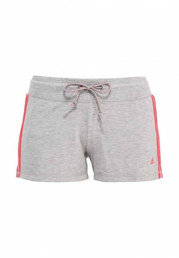 Женские спортивные шорты Adidas Performance (Адидас Перфоманс) AJ4658: изображение 1