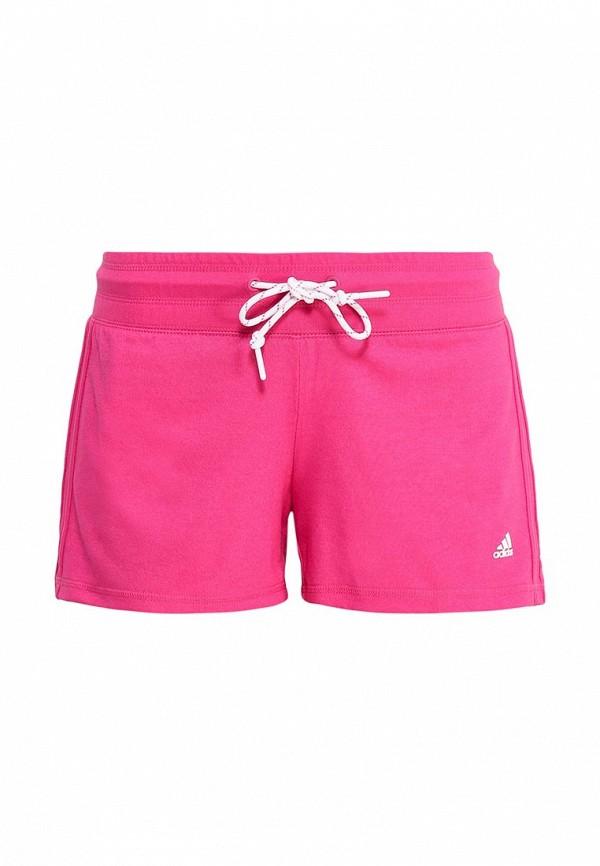 Женские спортивные шорты Adidas Performance (Адидас Перфоманс) AJ4660: изображение 1