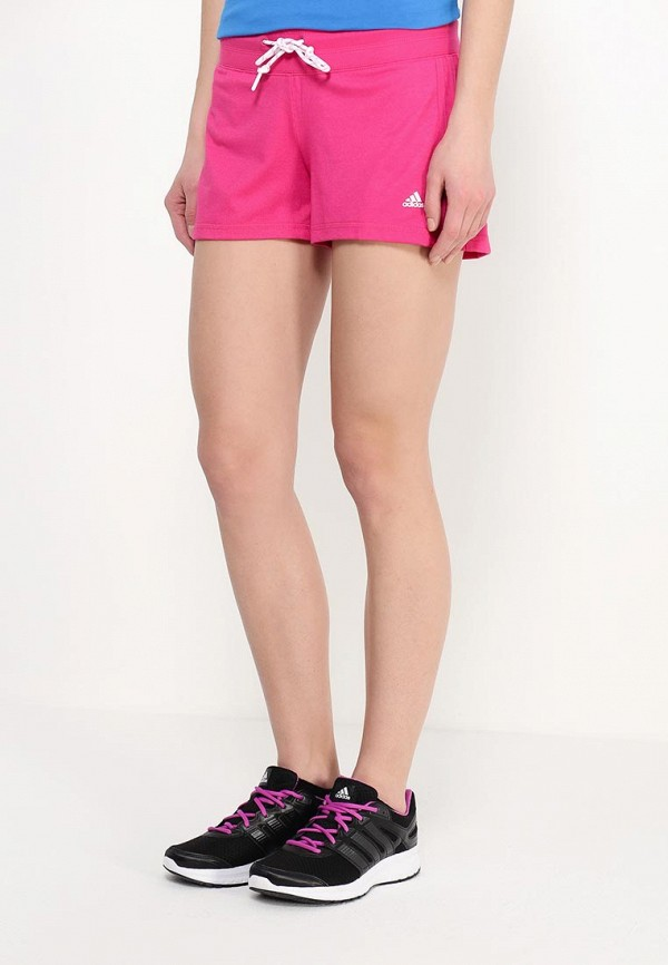 Женские спортивные шорты Adidas Performance (Адидас Перфоманс) AJ4660: изображение 3