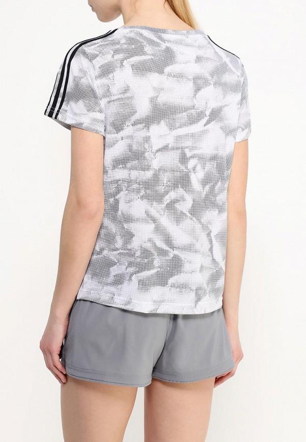 Спортивная футболка Adidas Performance (Адидас Перфоманс) AJ4672: изображение 5