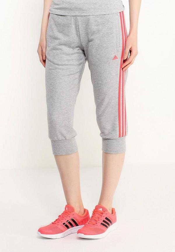Женские спортивные брюки Adidas Performance (Адидас Перфоманс) AJ4690: изображение 3