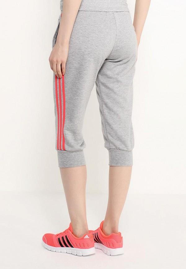 Женские спортивные брюки Adidas Performance (Адидас Перфоманс) AJ4690: изображение 4