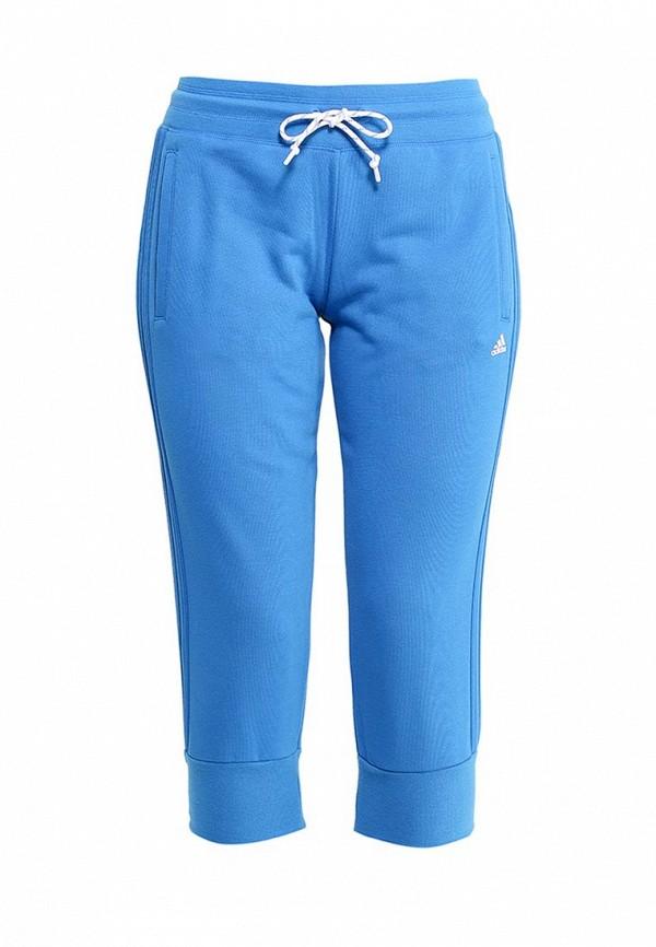 Женские спортивные брюки Adidas Performance (Адидас Перфоманс) AJ4692: изображение 1