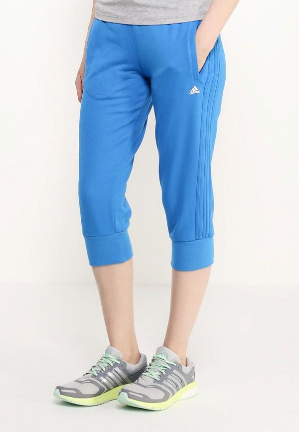 Женские спортивные брюки Adidas Performance (Адидас Перфоманс) AJ4692: изображение 3
