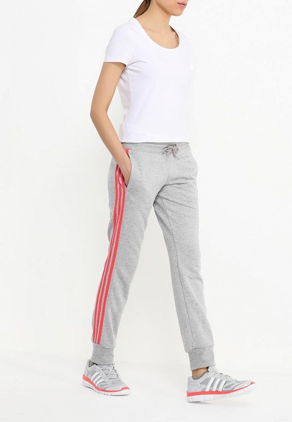 Женские спортивные брюки Adidas Performance (Адидас Перфоманс) AJ4706: изображение 2